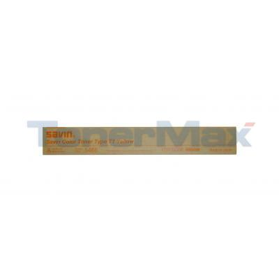 SAVIN C-2410 TYPE T1 TONER YELLOW
